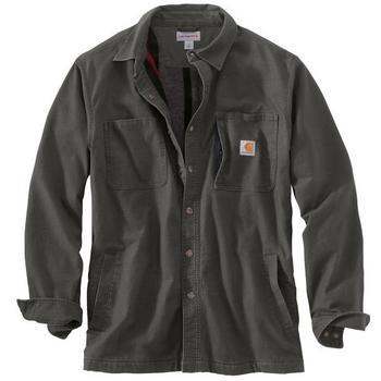 Carhartt Men's Rugged Flex Rigby Shirt Jac #102851